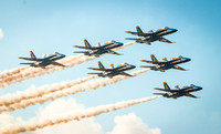2015 Blue Angels Homecoming Show